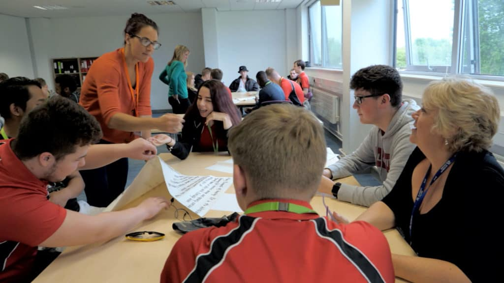 inspiration programme gives skills for a career in public services