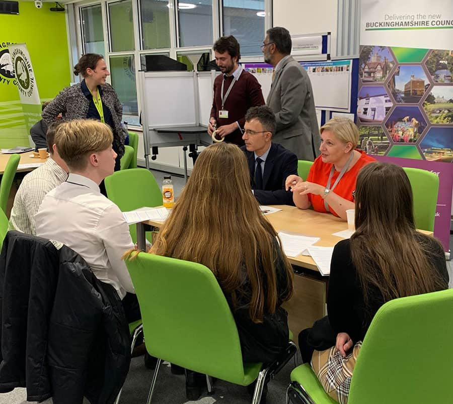 enrichment programme for young people - the inspiration programme